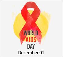 매년 12월1일 세계에이즈의날